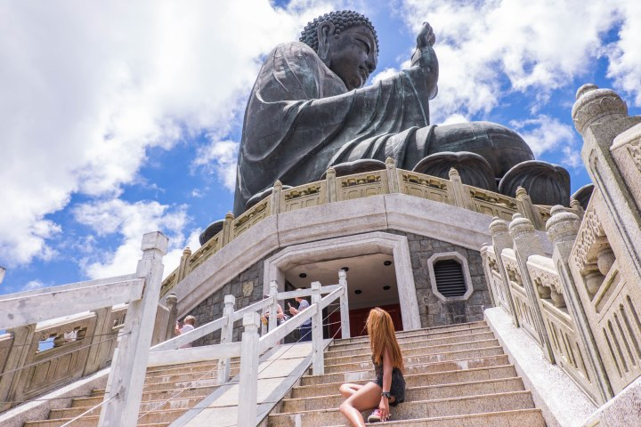 Ngong Ping & the Big Buddha