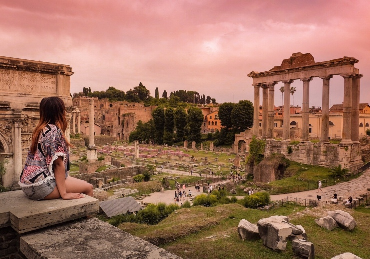 Rome by @travellive_eat