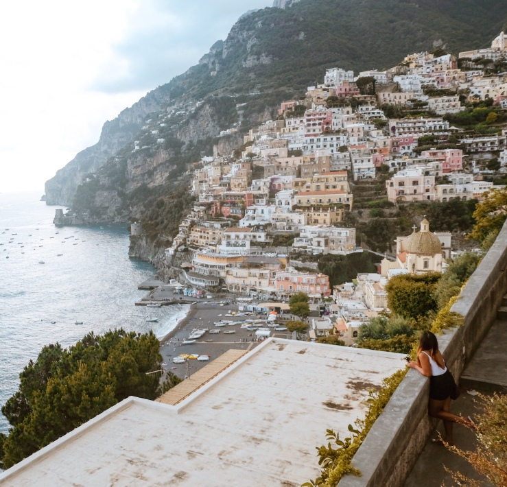 Positano view